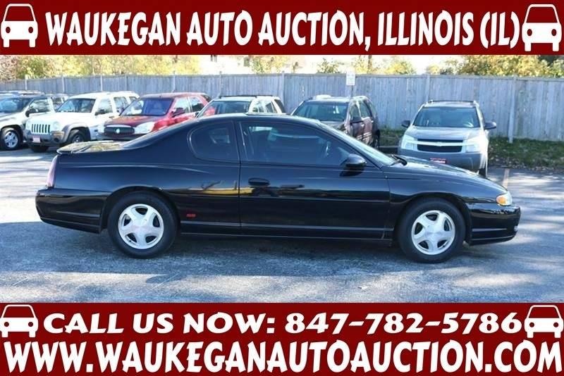 2004 Chevrolet Monte Carlo SS 2dr Coupe - Waukegan IL