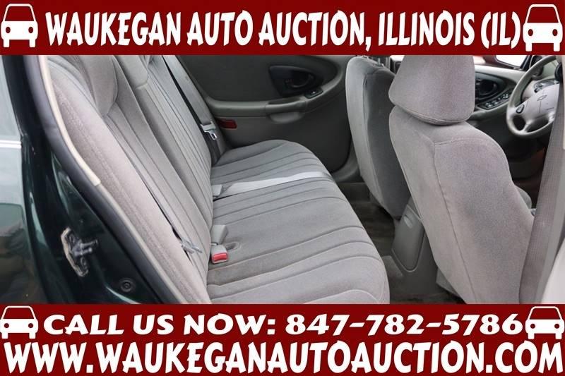 2002 Chevrolet Malibu 4dr Sedan - Waukegan IL