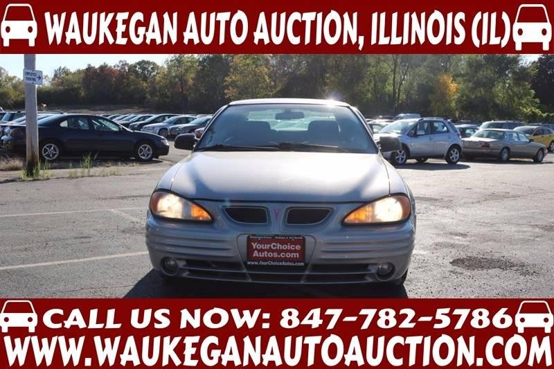 1999 Pontiac Grand Am SE1 4dr Sedan - Waukegan IL