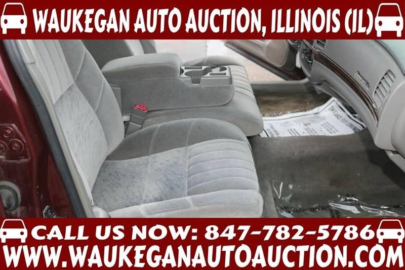 2002 Chevrolet Impala 4dr Sedan - Waukegan IL