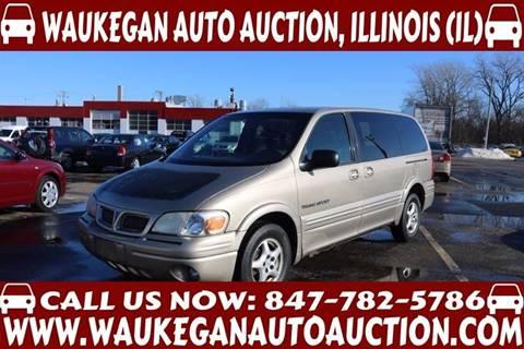 1998 Pontiac Trans Sport for sale in Waukegan, IL