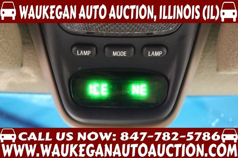 2000 Ford Explorer AWD Limited 4dr SUV - Waukegan IL