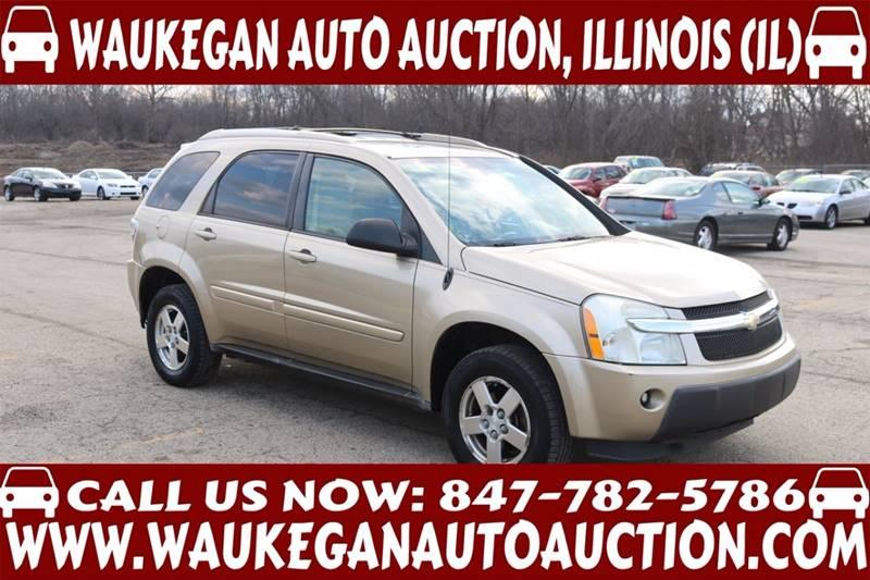 2005 Chevrolet Equinox AWD LT 4dr SUV - Waukegan IL