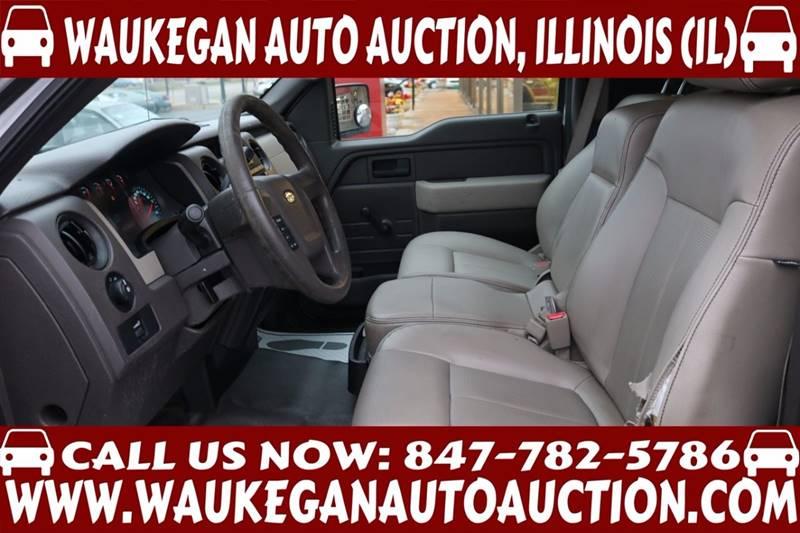 2010 Ford F-150 4x2 XL 2dr Regular Cab Styleside 6.5 ft. SB - Waukegan IL