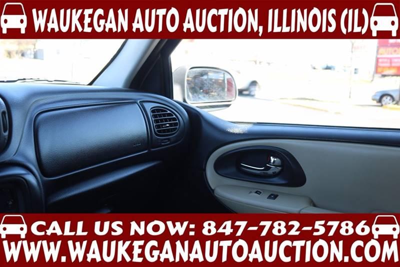 2006 Chevrolet TrailBlazer LS 4dr SUV w/1SA - Waukegan IL