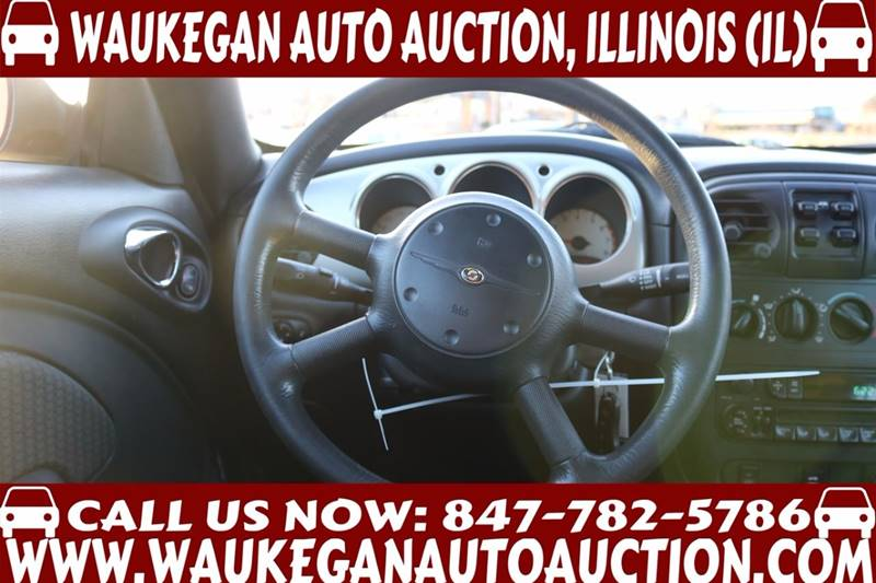2005 Chrysler PT Cruiser 2dr Convertible - Waukegan IL