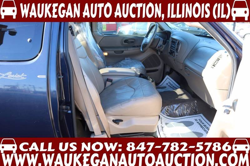 2000 Ford F-150 4dr Lariat Extended Cab LB - Waukegan IL