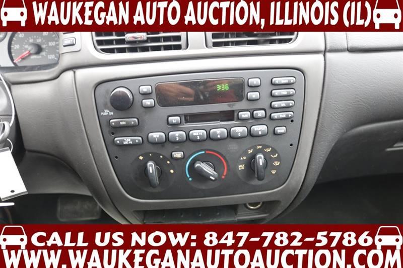 2007 Ford Taurus SE Fleet 4dr Sedan - Waukegan IL