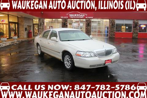 2007 Lincoln Town Car for sale in Waukegan, IL