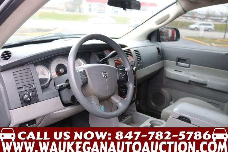 2008 Dodge Durango Adventurer 4dr SUV - Waukegan IL