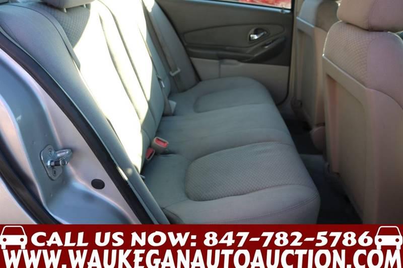 2007 Chevrolet Malibu LS 4dr Sedan - Waukegan IL