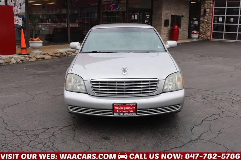 2005 Cadillac DeVille 4dr Sedan - Waukegan IL