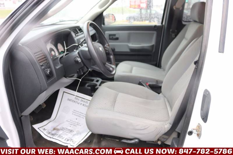2008 Dodge Dakota ST 4dr Extended Cab 4x4 SB - Waukegan IL