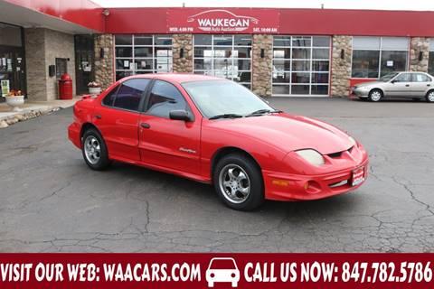 2000 Pontiac Sunfire for sale in Waukegan, IL
