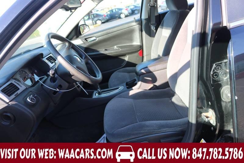2008 Chevrolet Impala LT 4dr Sedan - Waukegan IL