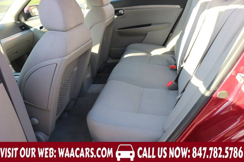 2007 Saturn Aura XE 4dr Sedan - Waukegan IL