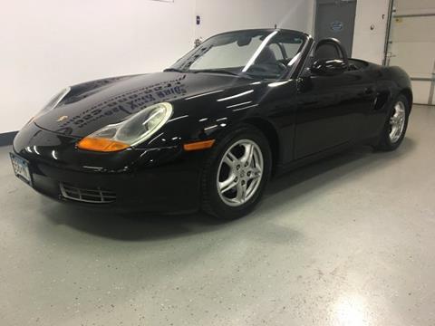 2002 Porsche Boxster for sale in Eden Prairie, MN