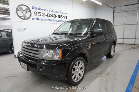 2008 Land Rover Range Rover Sport for sale in Eden Prairie, MN