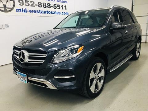 2016 Mercedes-Benz GLE for sale in Eden Prairie, MN
