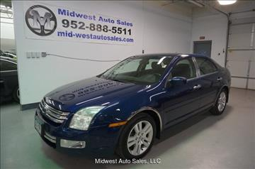 2006 Ford Fusion for sale in Eden Prairie, MN