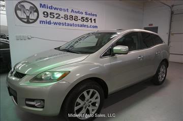 2009 Mazda CX-7 for sale in Eden Prairie, MN