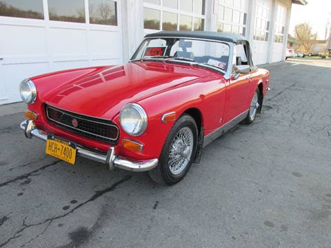1972 MG Midget for sale in Marathon, NY