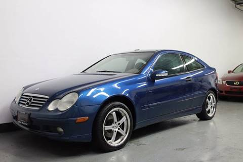 2002 Mercedes-Benz C-Class for sale in Portland, OR