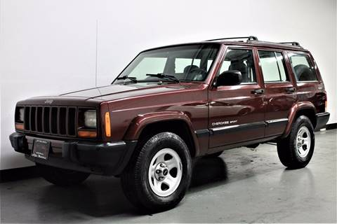 2000 Jeep Cherokee for sale in Portland, OR