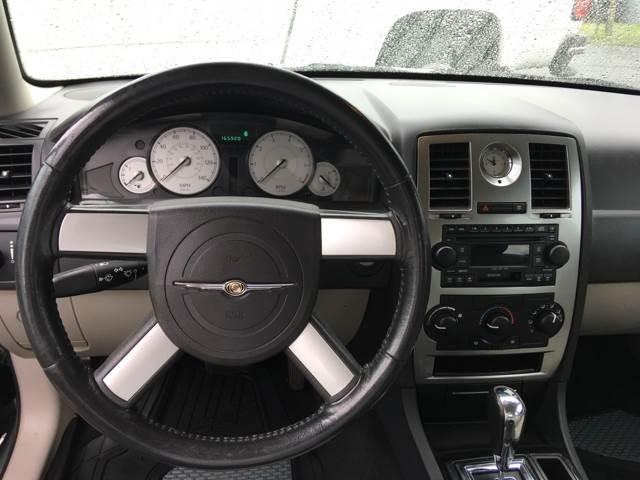 2005 Chrysler 300 for sale at Moose Motors in Morganton NC