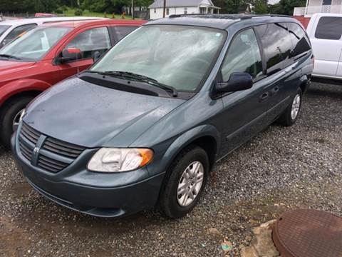 2005 Dodge Grand Caravan for sale at Moose Motors in Morganton NC
