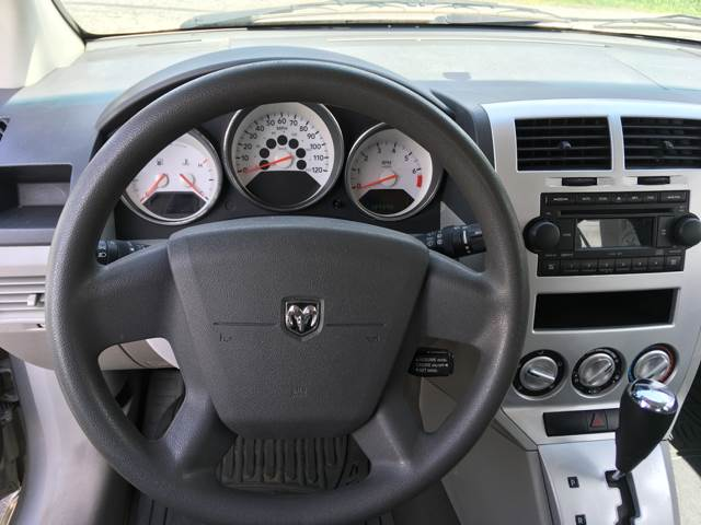 2007 Dodge Caliber for sale at Moose Motors in Morganton NC