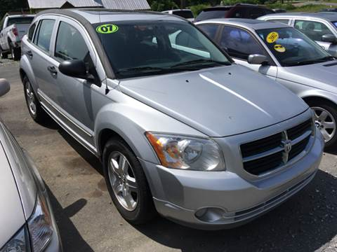 2007 Dodge Caliber for sale at Moose Motors in Morganton NC