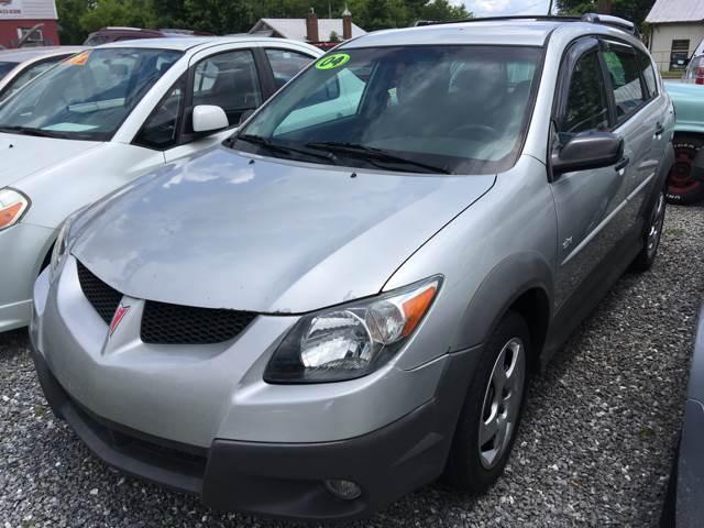 2004 Pontiac Vibe for sale at Moose Motors in Morganton NC