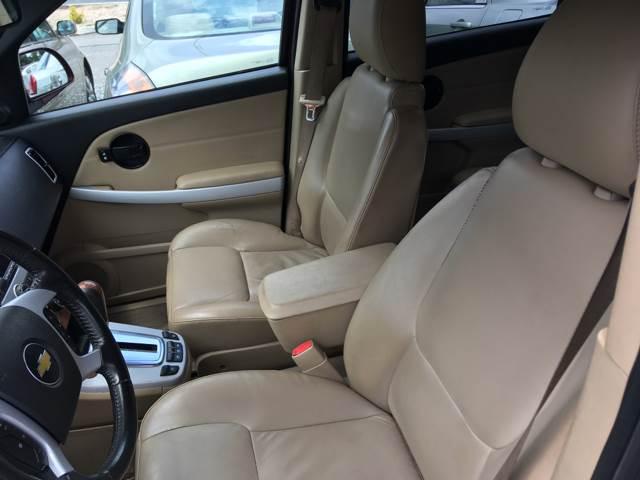 2008 Chevrolet Equinox for sale at Moose Motors in Morganton NC