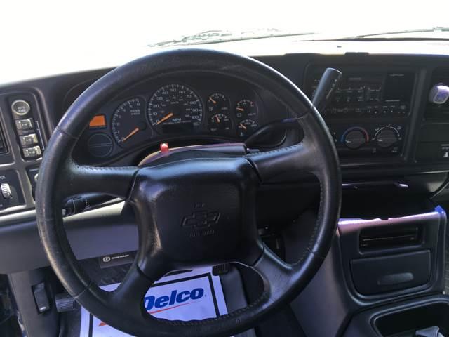 1999 Chevrolet Silverado 1500 for sale at Moose Motors in Morganton NC