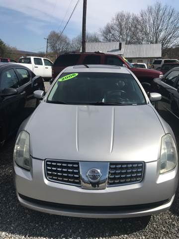 2006 Nissan Maxima For Sale At Moose Motors In Morganton NC