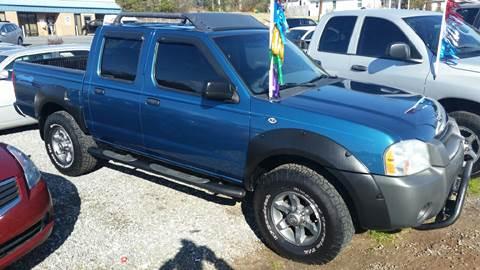 2001 Nissan Frontier for sale at Moose Motors in Morganton NC