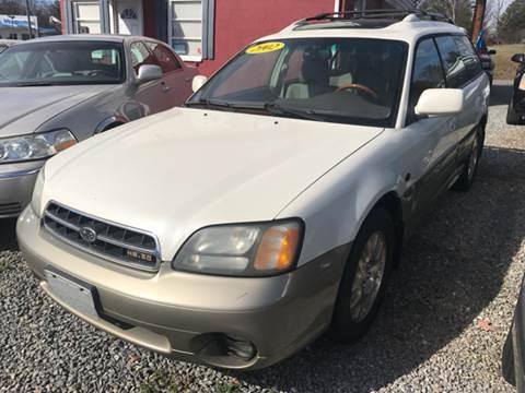 2002 Subaru Outback for sale in Morganton, NC
