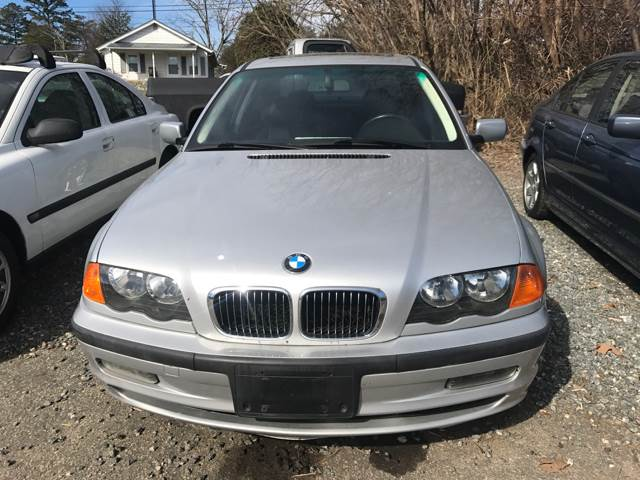 2001 BMW 3 Series for sale at Moose Motors in Morganton NC