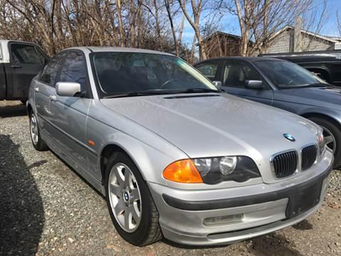 2001 BMW 3 Series for sale at Moose Motors in Morganton NC