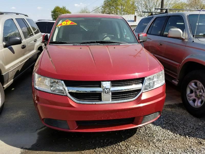 2009 Dodge Journey for sale at Moose Motors in Morganton NC