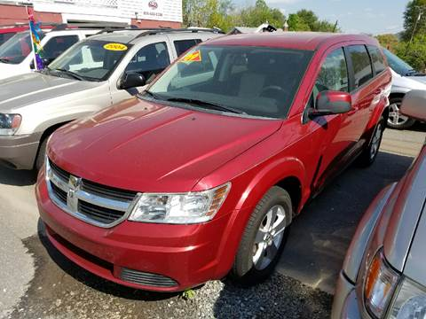 2009 Dodge Journey for sale at Moose Motors in Morganton NC