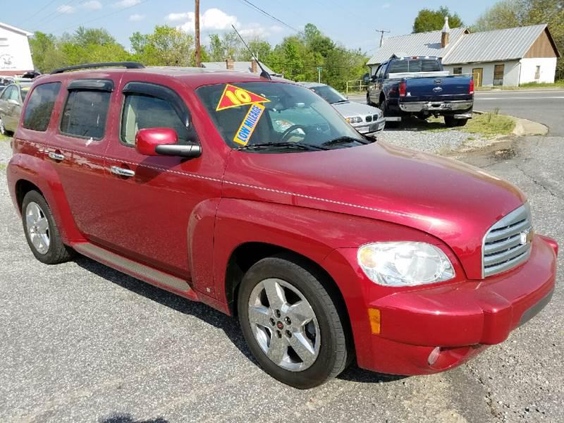 2010 Chevrolet HHR for sale at Moose Motors in Morganton NC