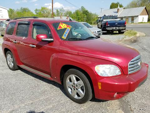 2010 Chevrolet HHR for sale at Moose Motors in Morganton NC