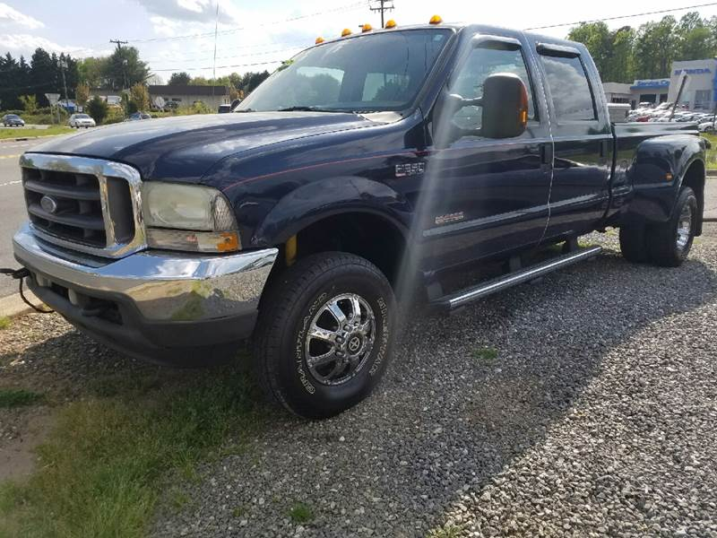 2004 Ford F-350 Super Duty for sale at Moose Motors in Morganton NC