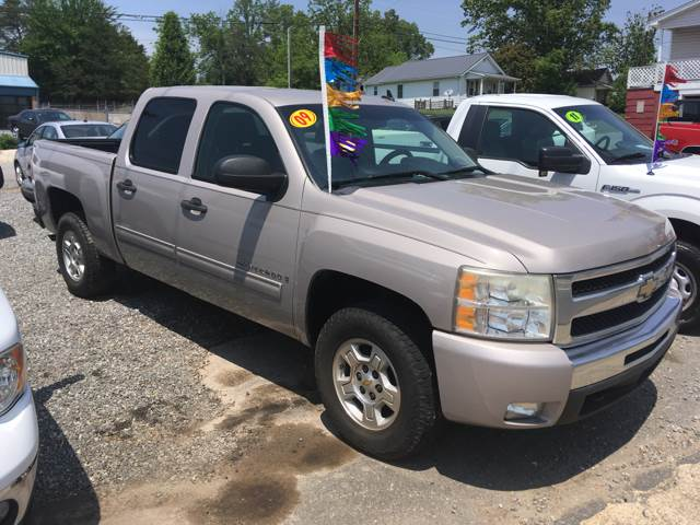 2009 Chevrolet Silverado 1500 for sale at Moose Motors in Morganton NC