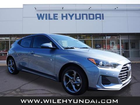 2019 Hyundai Veloster for sale in Columbia, CT