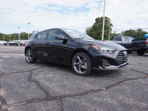 2020 Hyundai Veloster for sale in Columbia, CT