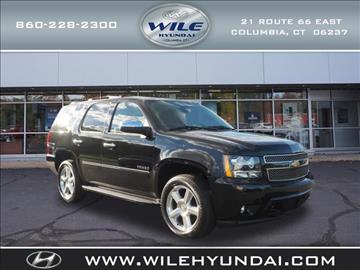 2014 Chevrolet Tahoe for sale in Columbia, CT