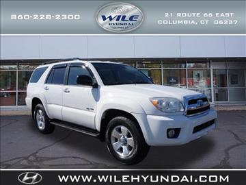 2006 Toyota 4Runner for sale in Columbia, CT